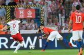 Polonia iguala con Chile en primer partido preparatorio antes del Mundial