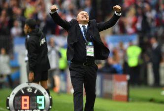 """Stanislav Cherchesov: """"El siguiente paso es Egipto"""""""