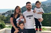 Messi recibe cariño de familia y amigos por su 31 cumpleaños