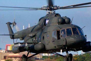 Accidente de helicóptero en Puerto Cabello deja un muerto y un lesionado