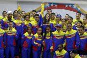 Venezuela sumó 20 nuevas medallas suramericanas con lucha y taekwondo