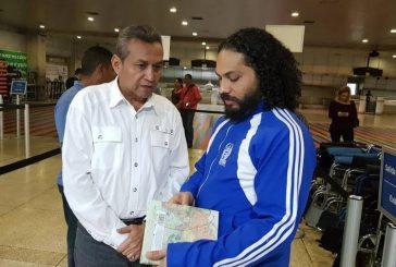 Villca Fernández fue traslado del Helicoide a Maiquetía con rumbo a Perú