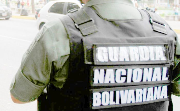 Presos seis GNB por el asesinato de una niña
