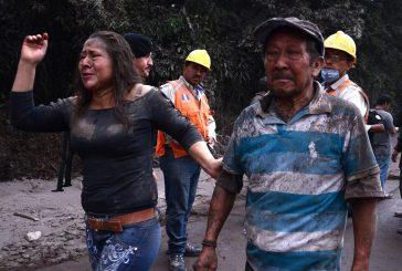 Erupción de Volcán de Fuego deja al menos 25 muertos en Guatemala