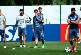 Argentina de Messi se juega la vida ante Croacia