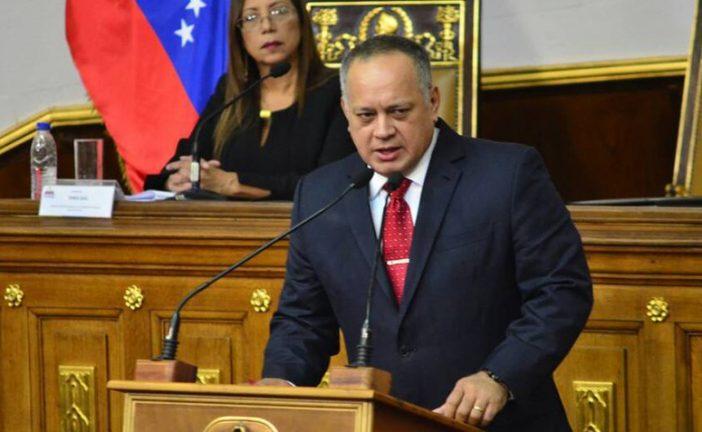 Diosdado Cabello es designado nuevo presidente de la ANC