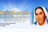 Parolin invita a celebrar la beatificación de Carmen Rendiles