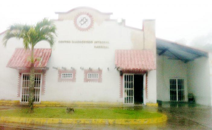 Farmacia de CDI de Carrizal funciona a medias