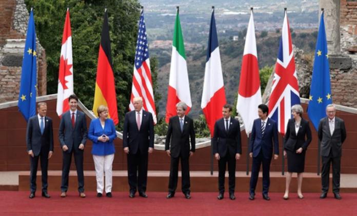 Países del G7 se oponen al regreso de Rusia al grupo