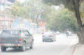 Fallece motorizado tras accidente  en la avenida Víctor Baptista