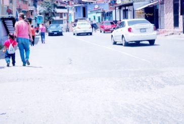 Huecos del Chorrito piden un cariñito desde hace 4 años