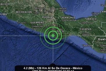 Reportan sismo de magnitud 5,1 en República Dominicana