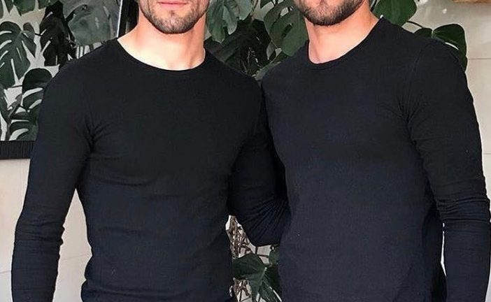 Estos gemelos futbolistas están causando furor en las redes