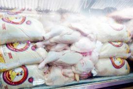 Pollo incrementa un 50% cada semana