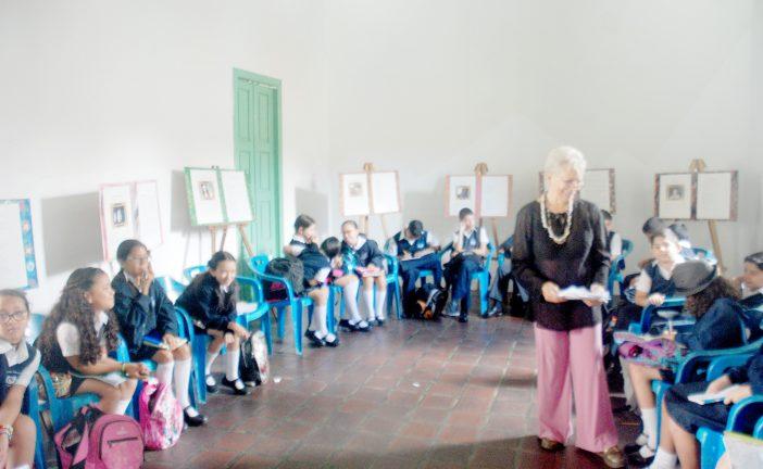 Estudiantes de U.E.P. Tamanaco asistieron a el Museo Arturo Michelena