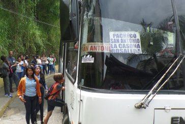 Alcaldía de Los Salias subsidiará a transportistas del municipio