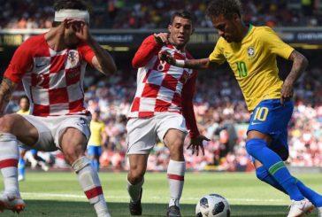 Neymar regresa a lo grande en el partido Brasil vs. Croacia