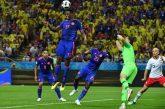 Colombia goleó a Polonia 3-0 y sigue viva de cara a los octavos de final en Rusia 2018