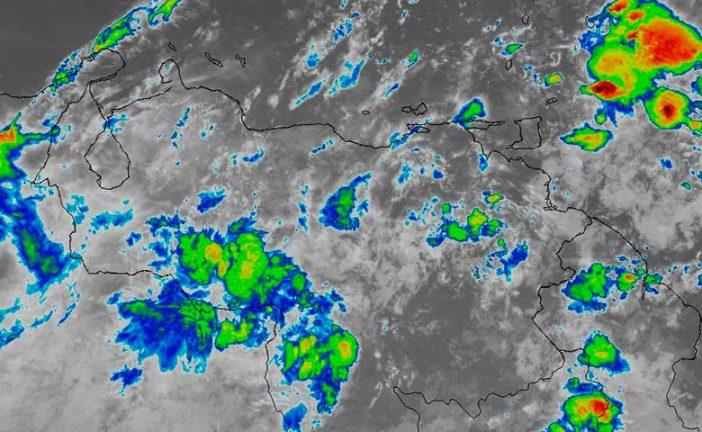 Onda tropical producirá nubosidad y precipitaciones por 48 horas