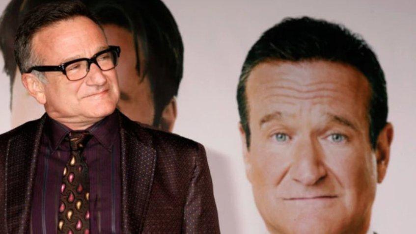 Robin Williams habla por sí mismo en el nuevo documental de televisión