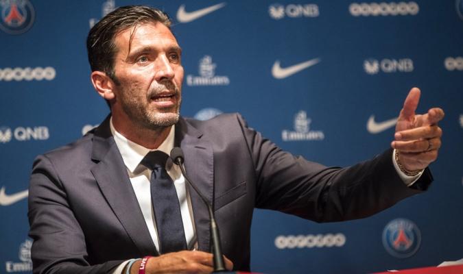 """Buffon: """"No me sorprendería ver a Ronaldo en el Juventus"""""""