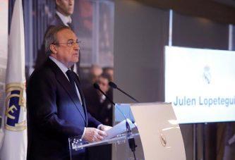 Florentino Pérez: El Real Madrid se reforzará con grandes jugadores