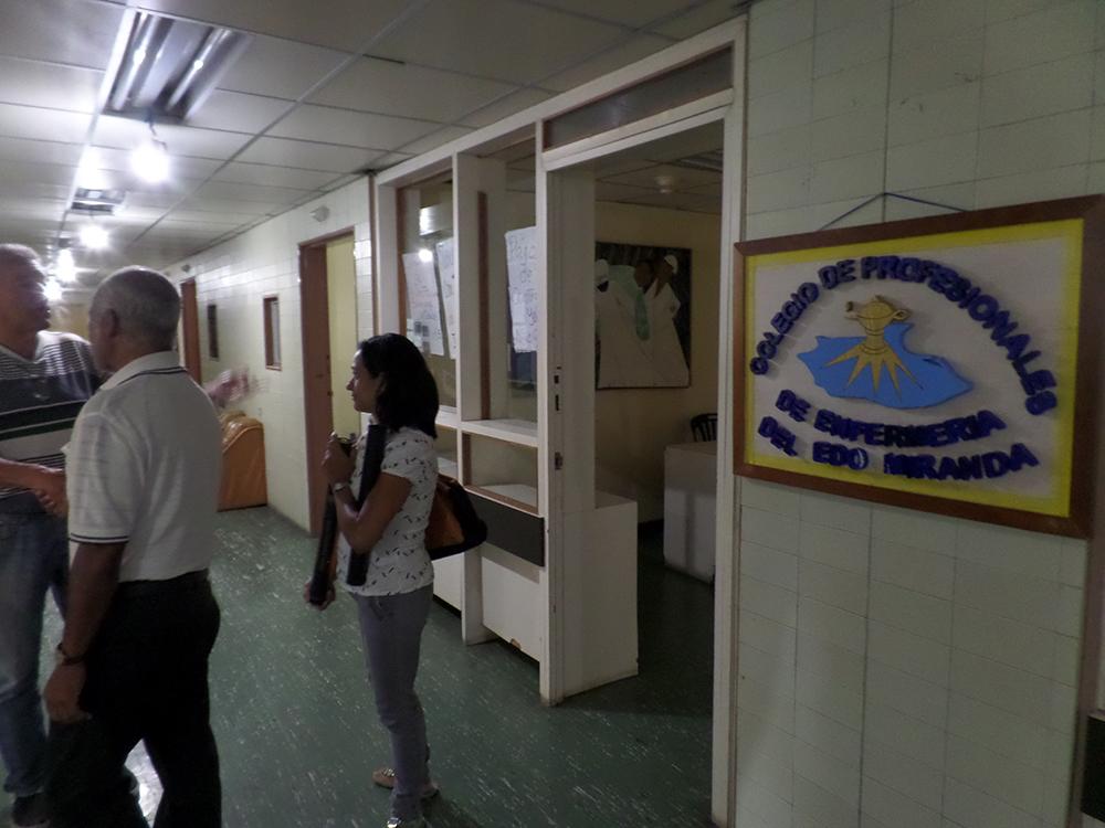 Cancelan bono de Bs. 20 millones a enfermeras del HVS
