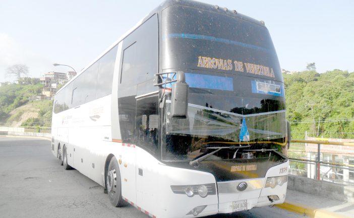 Para viajar a San Cristóbal solo se deberá pagar 30% en efectivo