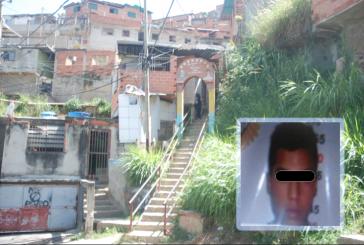 "Agarran a ""El Chelo"" por matar a liceísta en La Matica"