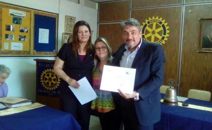 Rotary Los Teques estrena directiva para el período 2018-2019