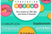 Jóvenes se conectarán con innovación social en Convención Miliun
