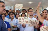 Enfermera del HUC invitó al ministro de salud a ver condiciones del centro