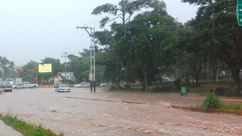 Más de 5.500 personas en refugios debido a lluvias de las últimas horas en el país