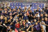 Guaros de Lara se coronó campeón de la LPB tras derrotar en el séptimo de la final a Trotamundos de Carabobo