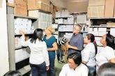 Diputados del Clebm  supervisan hospitales