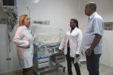 Incorporan seis neonatólogos y 26 enfermeros a la Maternidad