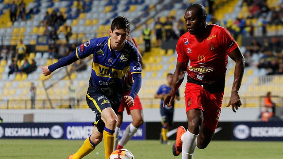 Caracas enfrentará a Paranaense  en octavos de Conmebol