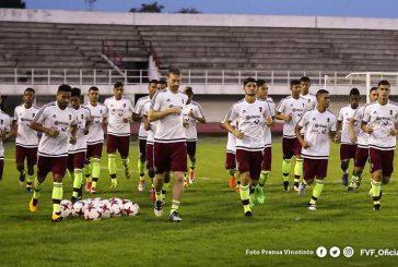 """Savarino, """"Cariaco"""" González y Camacho fueron llamados para enfrentar a Colombia y Panamá"""