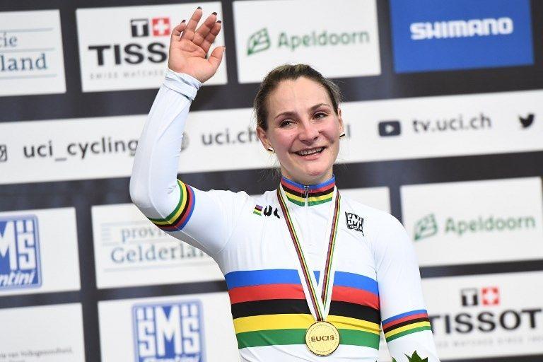 Campeona olímpica alemana Kristina Vogel queda parapléjica tras su accidente