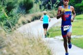Yhousman Perdomo, el atleta que lleva Venezuela a la gloria