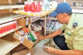 Policarrizal incauta más  de mil medicamentos vencidos