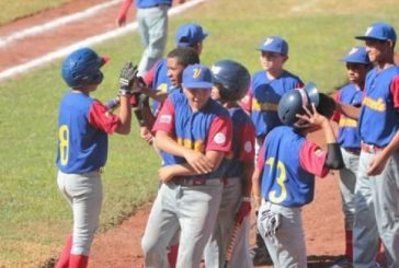 Venezuela consiguió su pase al Mundial de Béisbol Sub 12