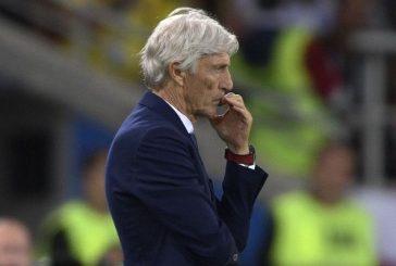 Pekerman anunció su renuncia a la selección colombiana
