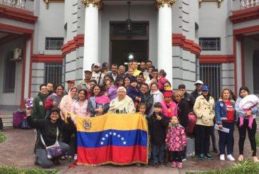 Retornan otros 90 venezolanos de Perú con el Plan Vuelta a la Patria