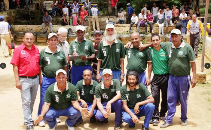 Guaicaipuro ganó cupo a Juegos Nacionales de Bolas Criollas