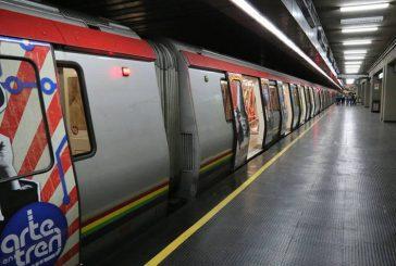 Metro de Caracas comenzará a cobrar el pasaje el próximo 10 de septiembre