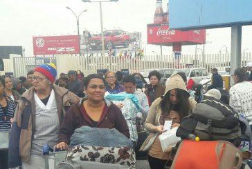 90 venezolanos retornarán este sábado con el Plan Vuelta a la Patria