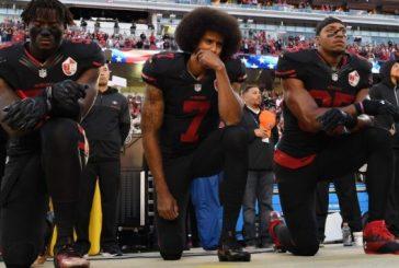Nike: Acciones caen por publicidad con Colin Kaepernick