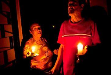 Zulianos con 20 horas sin electricidad desde este domingo