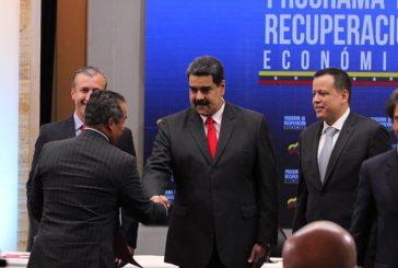 Nicolás Maduro: Quiero al sector empresarial fuerte y consolidado